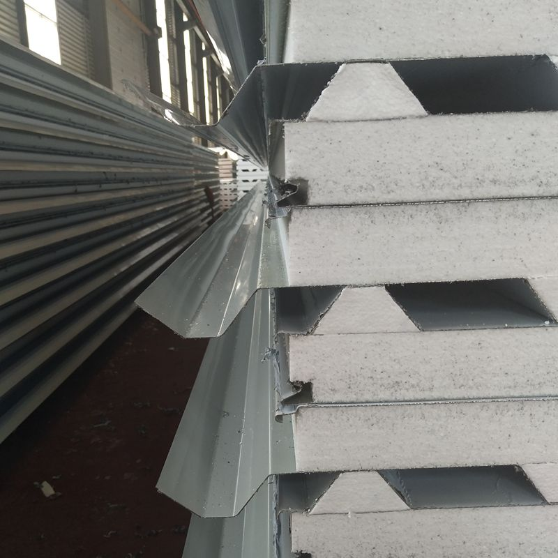 high quality Australia standard z-lock foam sandwich panel roof
