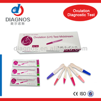 One step rapid LH Urine Ovulation Test kits with CE approved