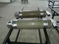 good price double acting hydraulic cylinder for fire fighting truck construction machinery