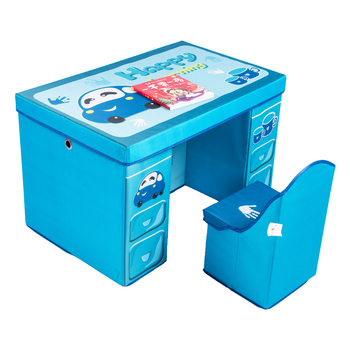 Miraculous Children Funiture Kids Desk Table Fabric Carbord Chair With Storage Buy Foldable Kids Study Table Chair Kids Card Table And Chairs Kids Folding Pabps2019 Chair Design Images Pabps2019Com