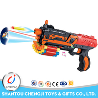 Brand new excellent quality plastic soft rubber bullet guns for sale