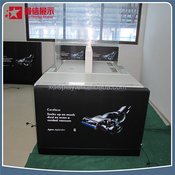 custom professional display digital led counter for exclusive shop, large digital counter led display for specialty store