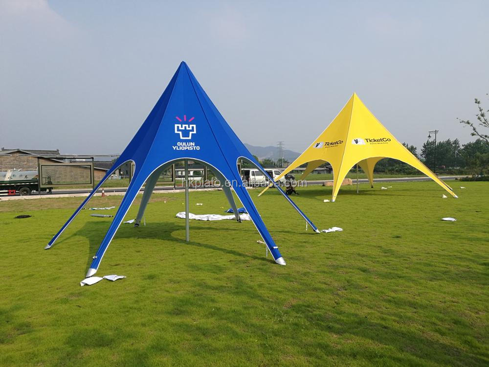 Beautiful outdoor promotion sun shade canopy tentpersonalized