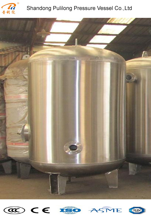 Stainless Steel factory making LPG storage tank,liquefied petroleum gas tank