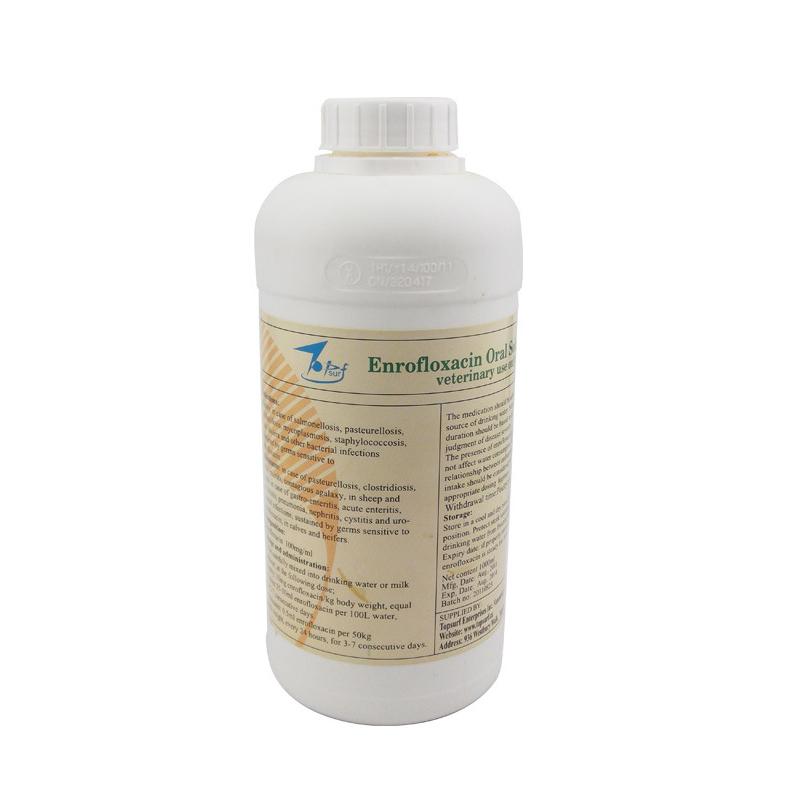 Enrofloxacin-baytril measures should be observed