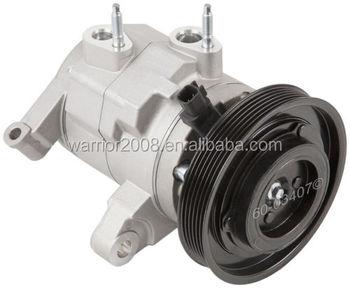 57bd7c94bbe 55111506AC RL111506AB New Oem A C AC Compressor   Clutch For Dodge Nitro    Jeep