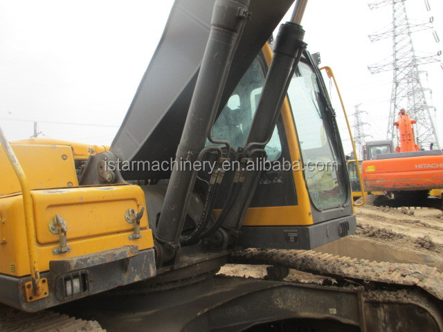 high quality low price VOLVO EC240LC used crawler excavator for sale