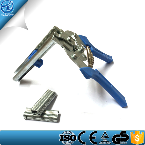 hog ring plier with self feed,Fencing Stapler ,Hand Operated Fence Plier