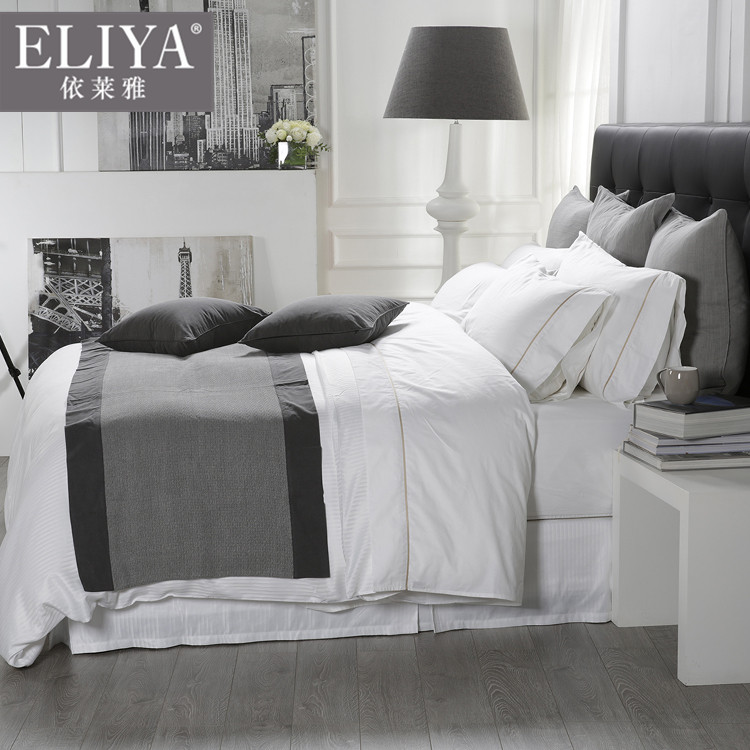 Eliya Luxe 100% Coton Égyptien 600 Fils Au