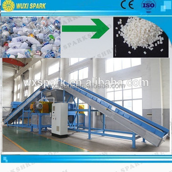 Plastic Recycling Machine Used To Crush The Waste Plastic Bottles - Buy  Plastic Recycling Machine,Plastic Recycling Machine Prices,Scrap Plastic