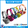 Stereo Colorful Bluetooth Headset with noise - cancelling