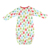 Girls Christmas Costumes Bulk Wholesale Baby Clothes Christmas Printed Girls Gown Baby Sleeping Bag