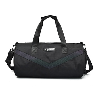 c11a61c347fb Wholesale Women Ladies Luxury Nylon Overnight Gym Bag Large Sports Travel  Duffel Bag - Buy Ladies Gym Bag,Large Duffel Bag,Luxury Gym Bag Product on  ...