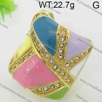 steel jewelry in factory wholesale 14 karat gold ring