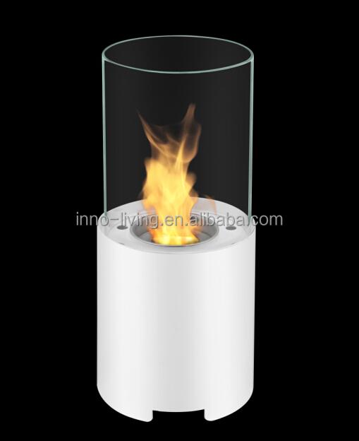 Uitverkoop tafel top ethanol haard gel haard draagbare for Alcohol gel fireplace