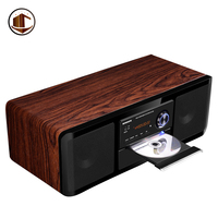 High Sound Loud Speaker Mobile Phone Professional CD Portable TV VCD USB DVD Player FM Radio