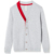 Baby Boys' knit Sweater V-Neck Long Sleeve kindergarten Cardigan 100% Cotton Casual primary school uniform designs Kid Sweater