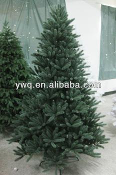 2015 hotselling goedkope glasvezel kerstboom verlichting 180cm kaarsen glasvezel kerstboom voet