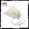 Good quality canvas drawstring gift bag with great price