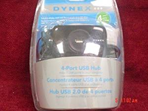 NEW DRIVERS: DYNEX 7-PORT USB 2.0 MOBILE HUB