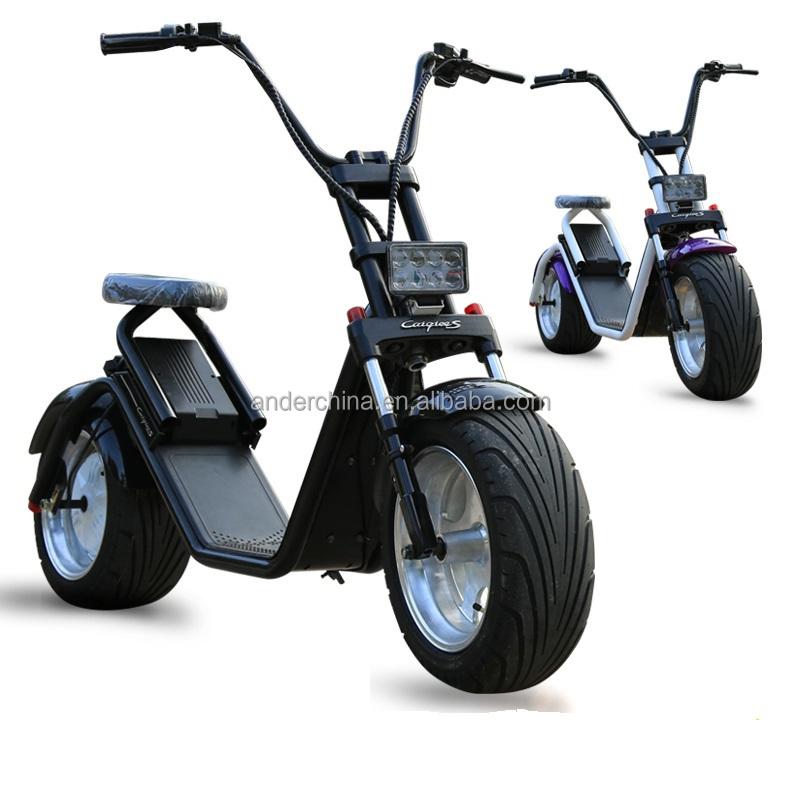 ander nuevo harley moto scooter elctrico para adultos