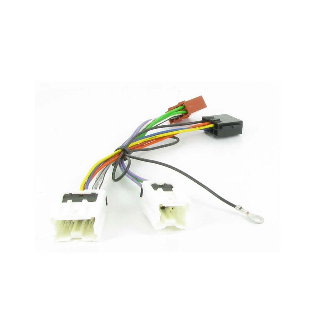 Wiring Lead Harness Adapter for Nissan from 2005 onward ISO stereo plug  adaptor