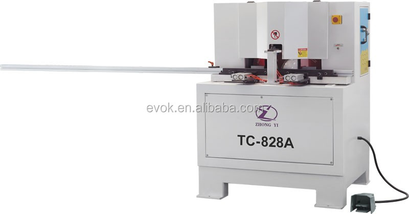 Hot selling Wood Dual <strong>Saw</strong> Cutting Machine TC-828A