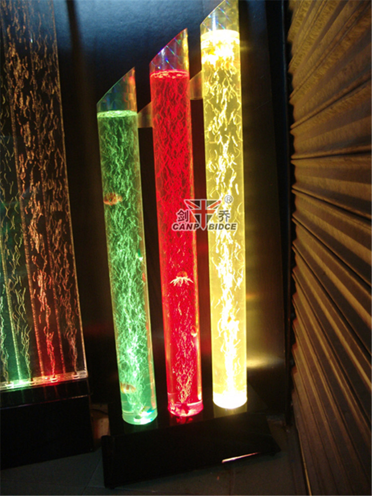 Commercial Fish Aquariums Standing Floor Lamps For Hotel Entrance ...