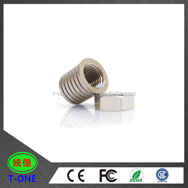 Custom made cnc machine shop in china anodized aluminum turning parts