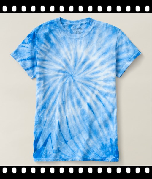 top fashion colorful blue tie dye tees good cotton t shirts