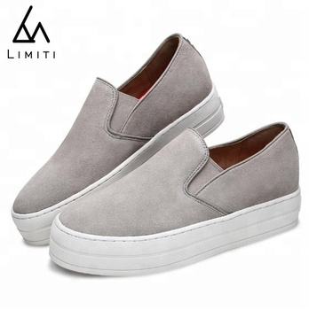 Newest European Women Smart Casual Shoes Sneakers Latest 2018