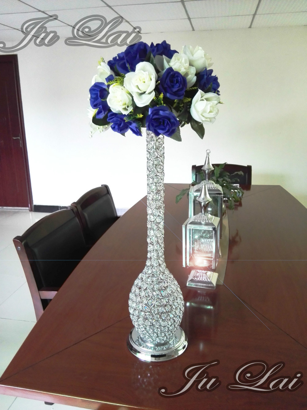 Newwedding table flower standsflower vase for wedding table newwedding table flower standsflower vase for wedding table centerpieces wedding decoration reviewsmspy