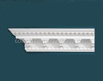 Pu Crown Moulding Polyurethane Cornice Millwork Trim For Decoration - Buy  Pu Foam Cornice Moulding,Polyurethane Decorative Moulding,China Cornice