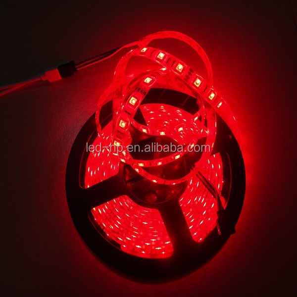 60leds/m SMD 5050 Flex RGB+CW Brightness Led Strip, led light machine DC12V