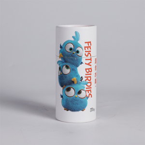 Clothing paper cardboard cylinder tube box round paper box with custom design