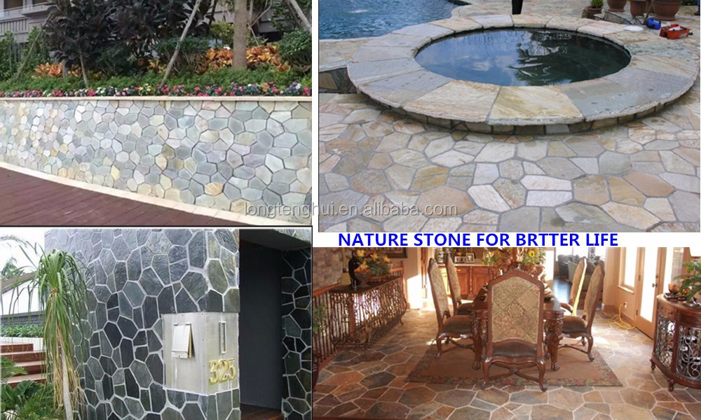 Rustic Slate Cheap Patio Paver Stones For Sale Buy