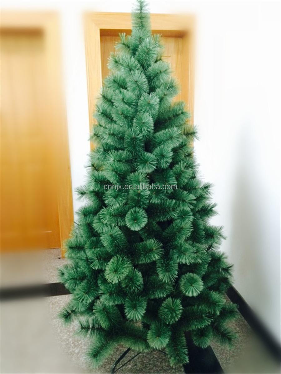 2015 nuevos productos especiales aguja del pino del rbol de navidad 6ft densa verde al - Arbol De Navidad Artificial
