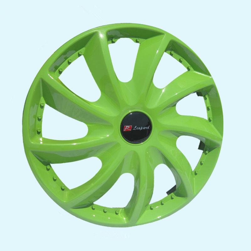 4 шт./лот, R15 колеса автомобиля обода крышки относится к 15 / зеленый / колеса аксессуары