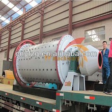 Popular Selling Product 1200*2800 Ball Mill For Grinding Copper Ore