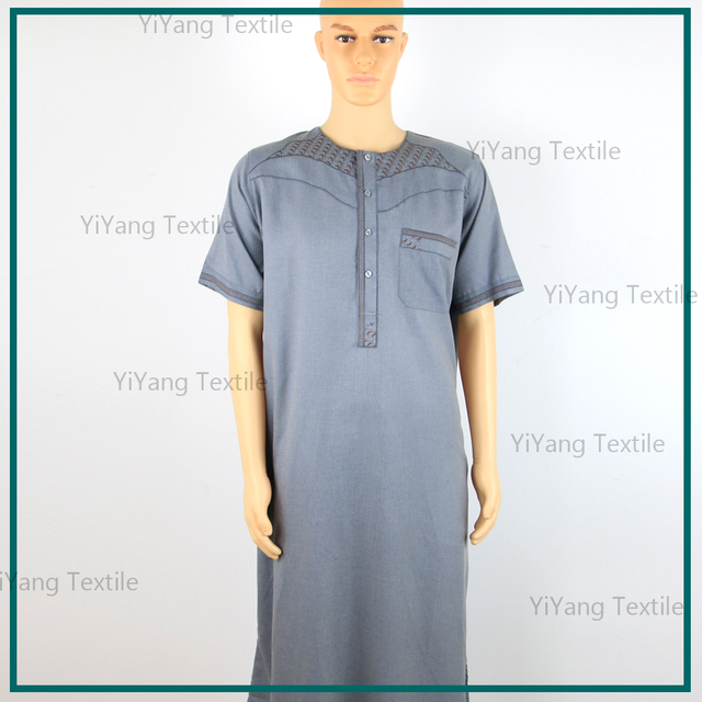 Wholesale Modern Men Muslim Jubah High quality and good sewing New ...