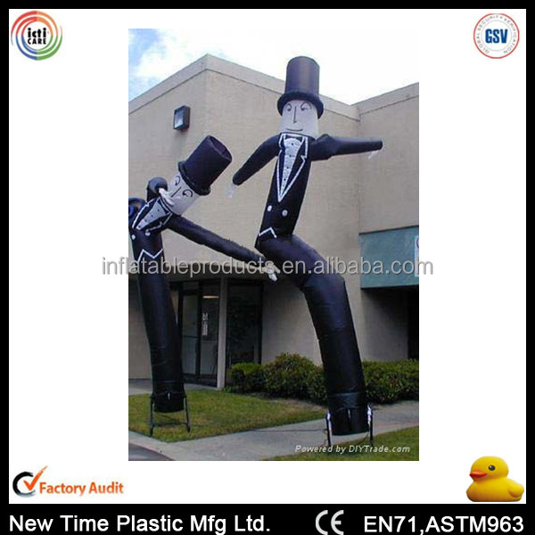 Torero Inflatables Air Dancer Sky Puppet Chef Inflatable