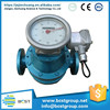 Mechanical Oval gear Flow meter for liquid, diesel, gasoline, petrol positive displacement