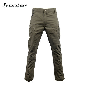 Outdoor Multi Pockets Army Broek Militaire Combat Tactical Hunting Cargo Broek