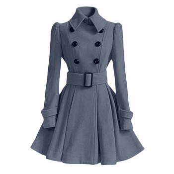 Cheap quality office lady coat wholesale jackets ladies Malaysia Australian clothes women winter coats
