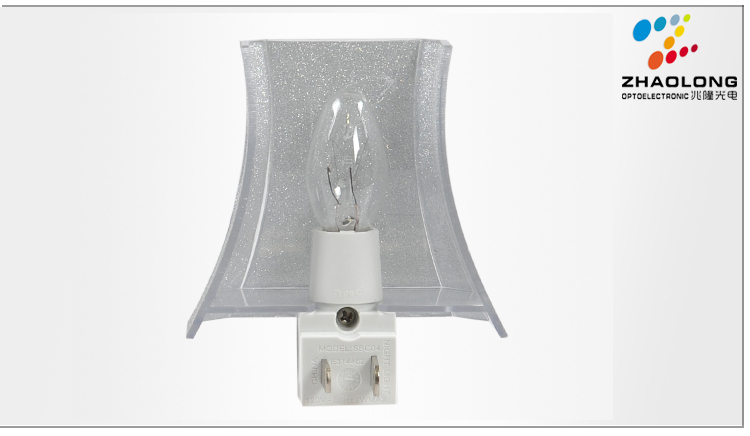 120v Plug In Decorative Night Light Small On/off Switch
