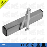 China automatic swing door system with good price for hotel and hospital