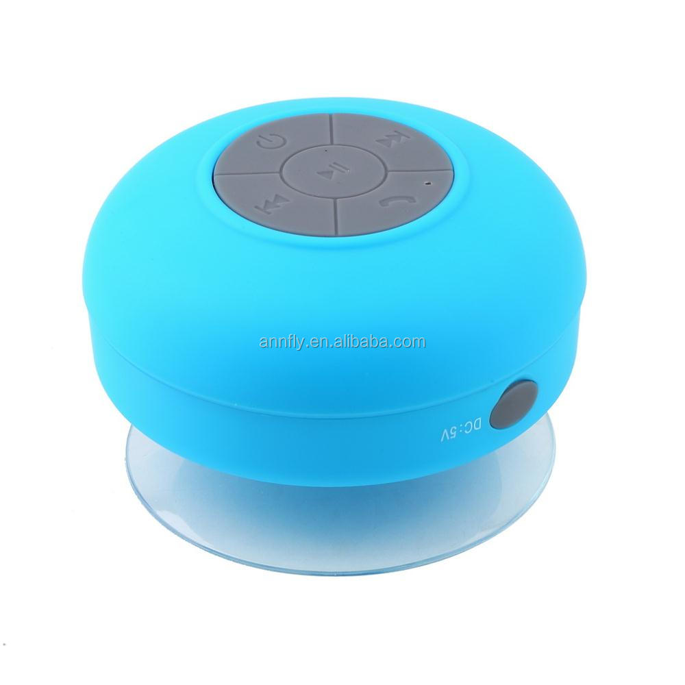 Mini Portable Bluetooth Speaker Waterdichte Draadloze Muziekspeler Douche speaker