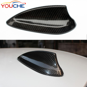 Carbon fiber roof antenna shark fin for BMW 3 series F30 2 series F22 4 series F32 F33 F36 M3 M4 F80 F82