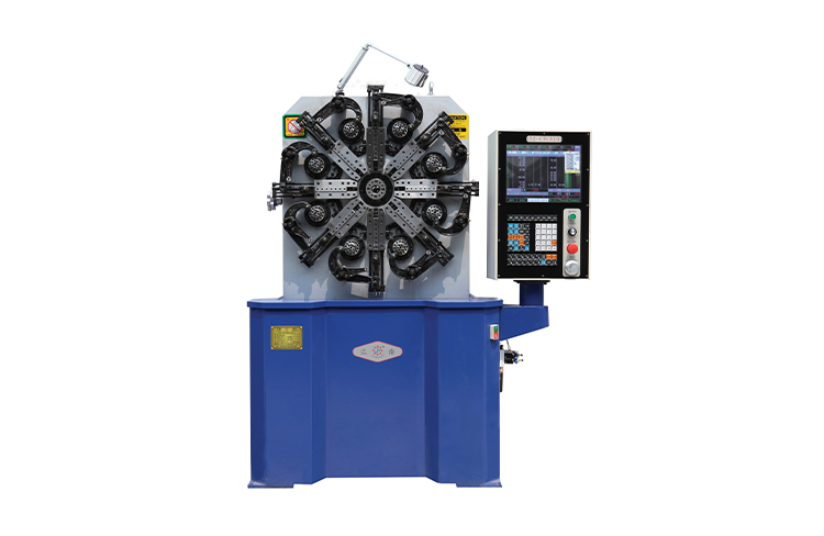 CNC-820 Factory Supply Strong Automatic Spring Wire Feeding Machine