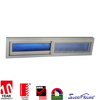 Australia/American standard high quality aluminium sliding glass reception windows and doors
